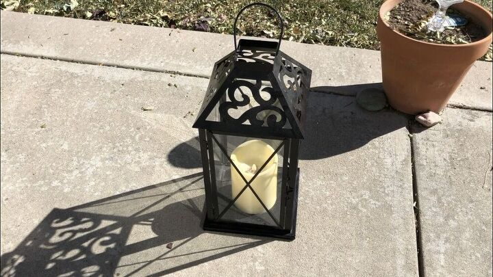 how to update a lantern