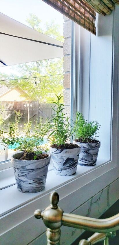 no garden no worries making indoor herb pots
