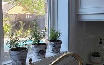 No Garden, No Worries: Making Indoor Herb Pots