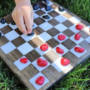 Outdoor Board Game