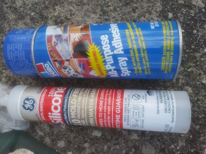 q what is a good glue silicone caulking to use on plastic