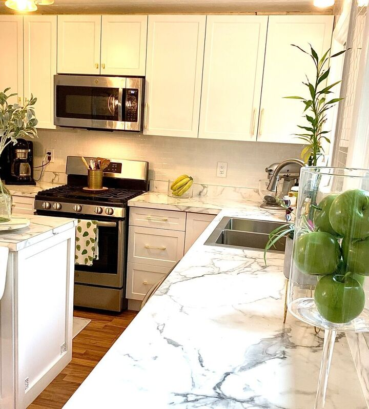 make a stunning backsplash