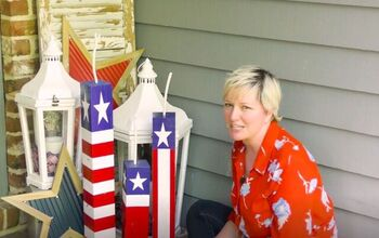 DIY Your Fourth of July Decorations With These Patriotic Porch Firewor