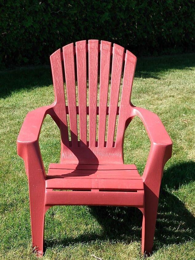 muskoka chair makeover