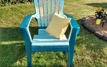 Muskoka Chair Makeover