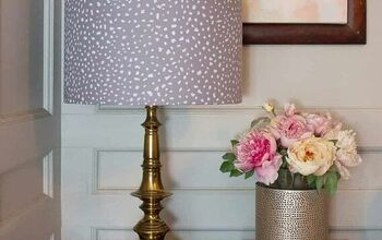 How to Make a DIY Lamp Shade