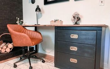 Desk Dresser Combination- Otherwise Known as the Desker
