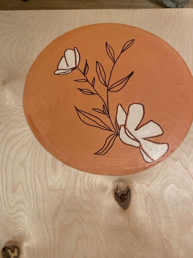 quick and easy diy modern botanical art