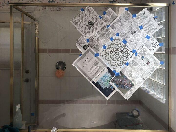 shower enclosure rehab