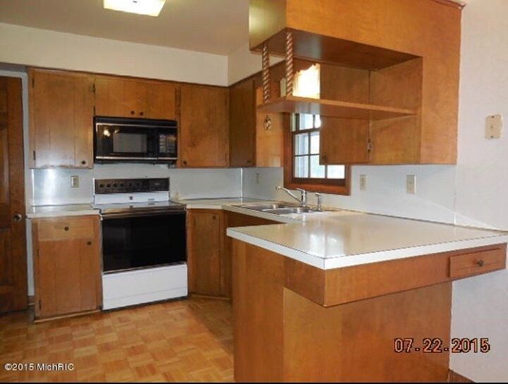 s 10 farmhouse kitchen makeover ideas on a budget, DIY Cabinet Transformation