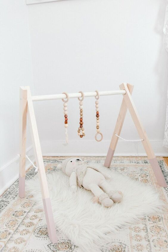 wooden baby play gym great present for a baby shower