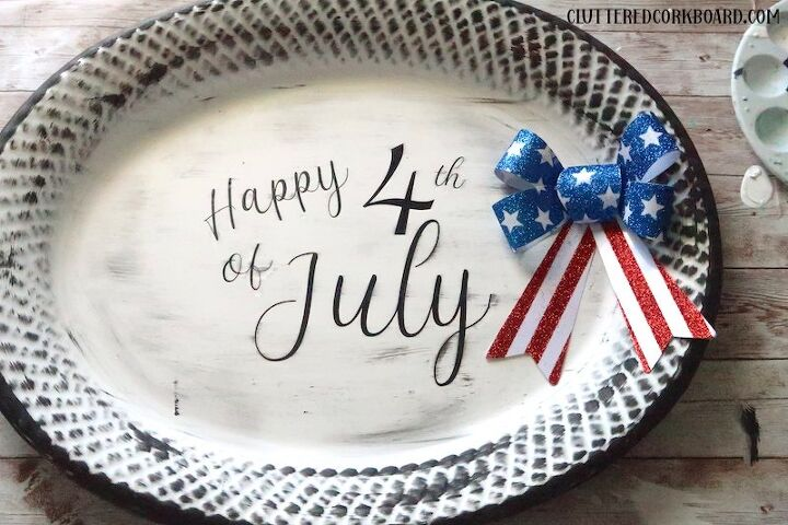 diy fun idea s for the 4th of july using items mostly from dollar tree