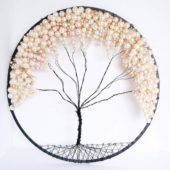 fantasy tree upcycle