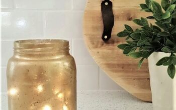 Save Your Glass Jars for This Cute Upcycle