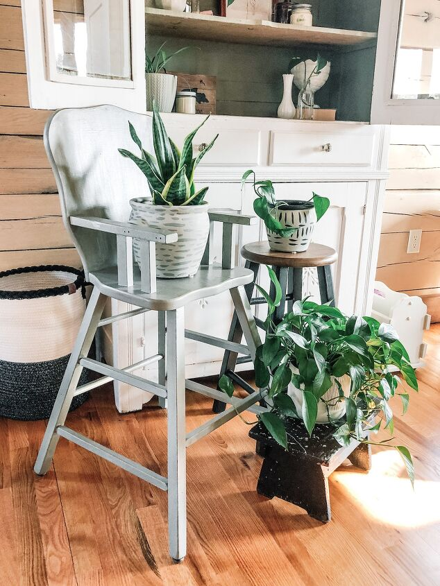 s 23 awesome indoor planter ideas that ll feed your plant addiction, Painted Planter Pot