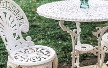 Garden Furniture Refresh