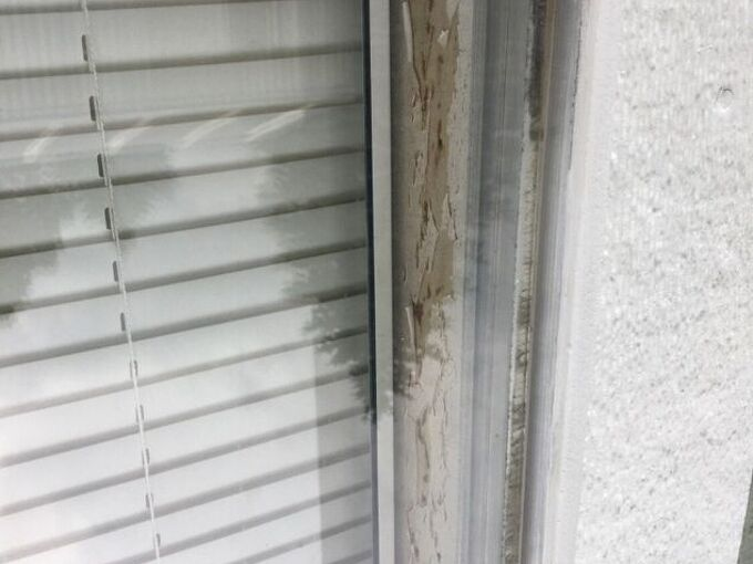 q how do i repair peeling wallpaper between my mobile home windows