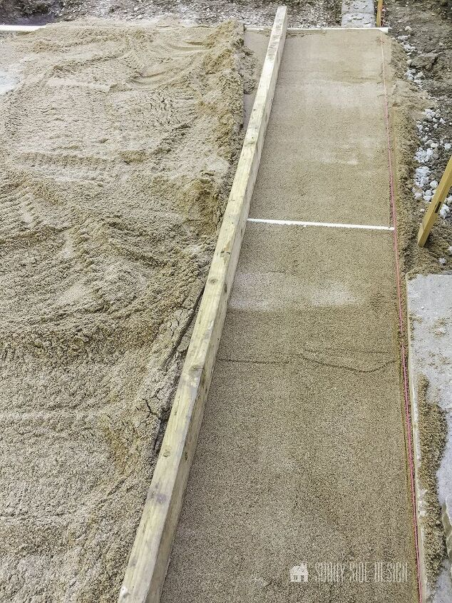how to install a paver patio