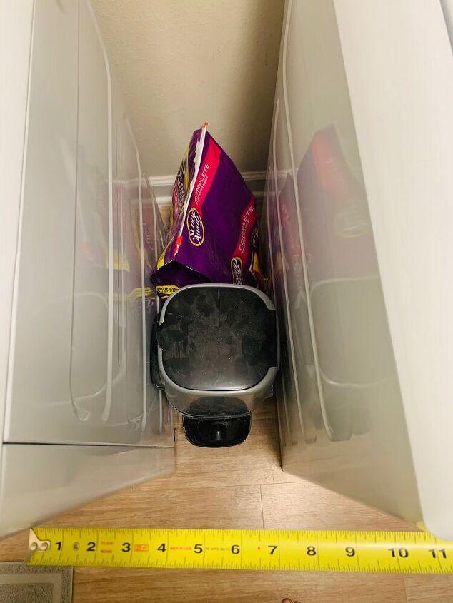 diy narrow laundry room table