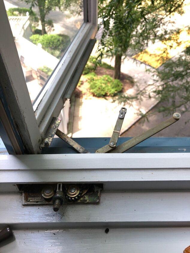 q how do i fix my window
