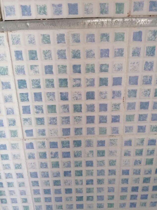 q can i paint my bathroom tiles