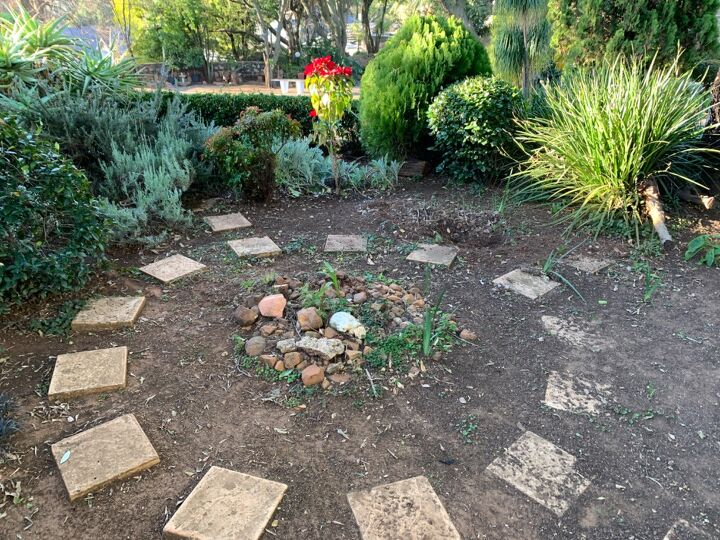 modern fire pit in 15 minutes
