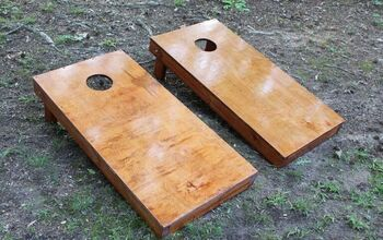 Cornhole Boards DIY
