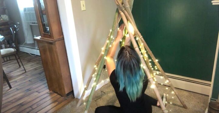 Continue Wrapping Twinkle Lights