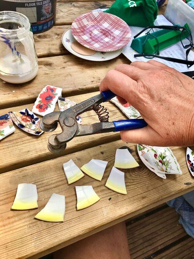 Cutting china