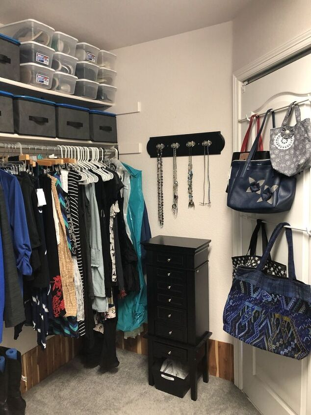 how to organize a closet with these tips tricks and hacks