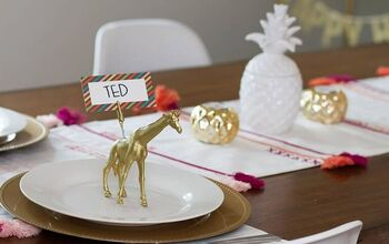 How to Make a Cute DIY Toy Photo or Place Card Holder