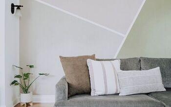 $12 Living Room Refresh