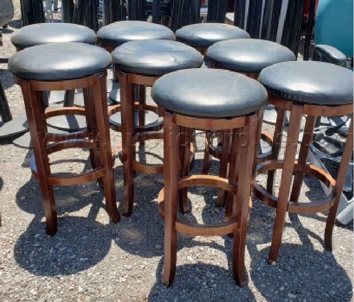 q help what alternate uses for 8 backless stools
