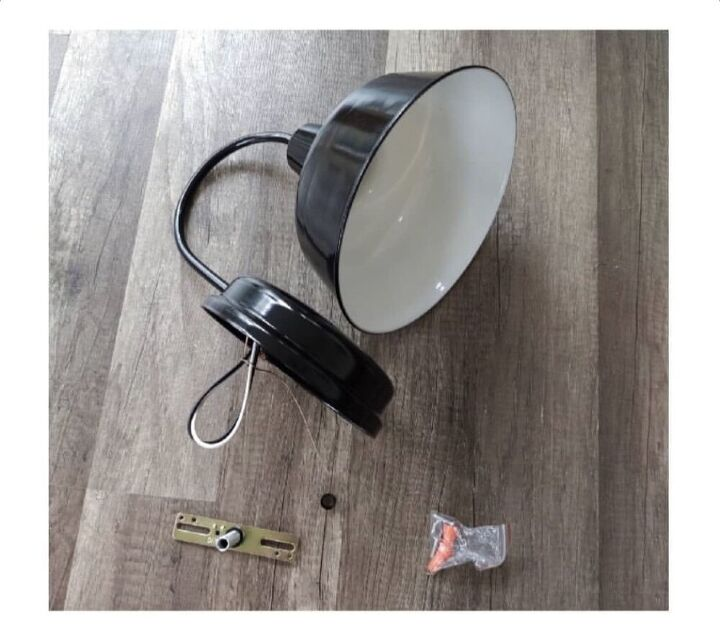 diy wall sconce no hard wiring or outlets required