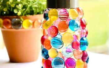 DIY Solar Lantern - Luminary Jar