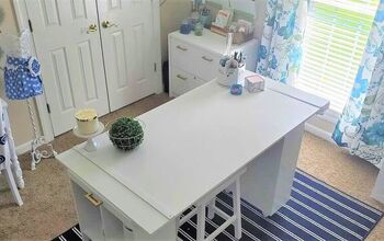 Craft Room Workstation Tutorial