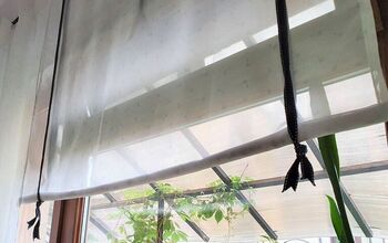 5-Minute No Sew Roller Shades
