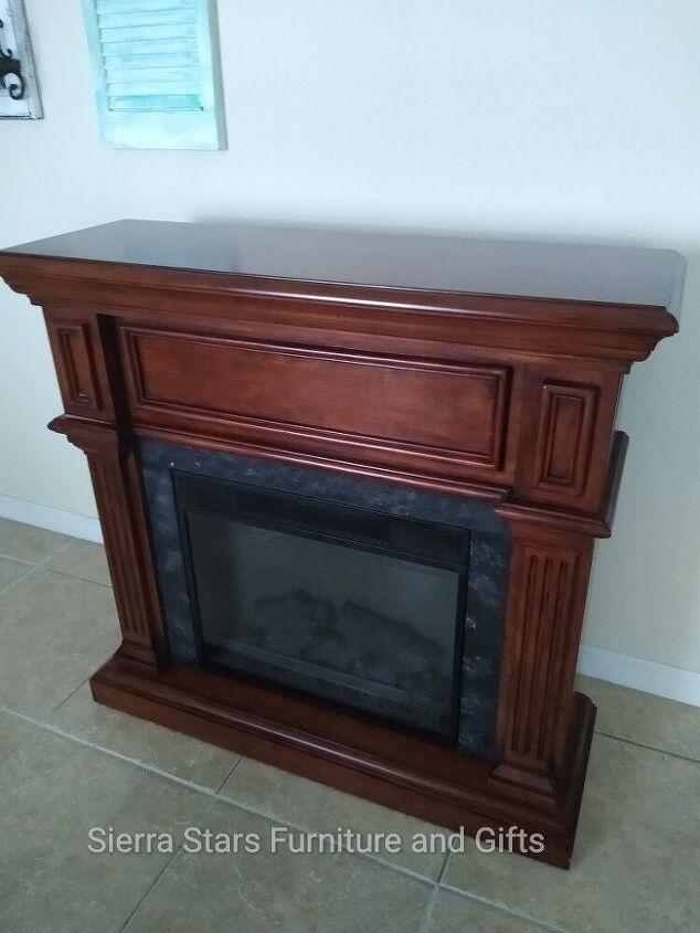 fireplace refresh