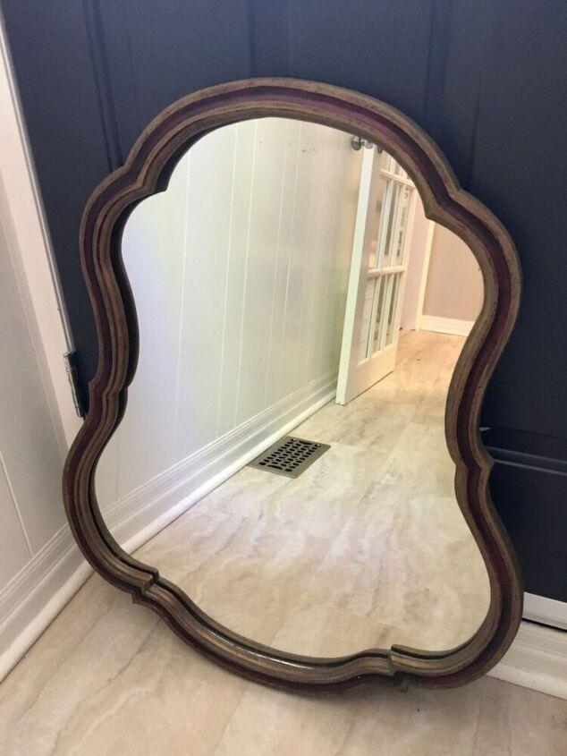 dated mirror transformation