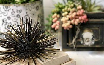 Sea Urchin Inspired Decor