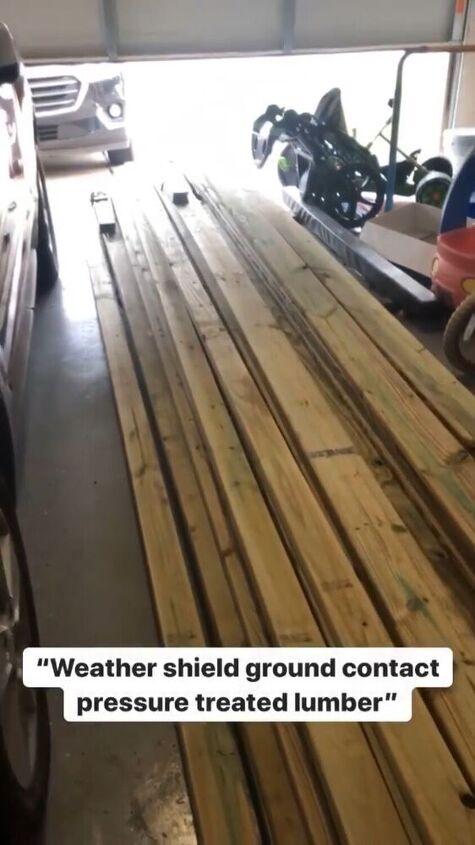 pergola deck deckola