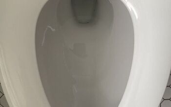 Finally, Remove Hard Water Stains From Toilet!
