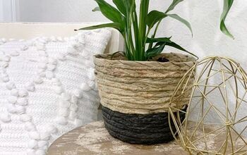 Free to Fab Basket Planter