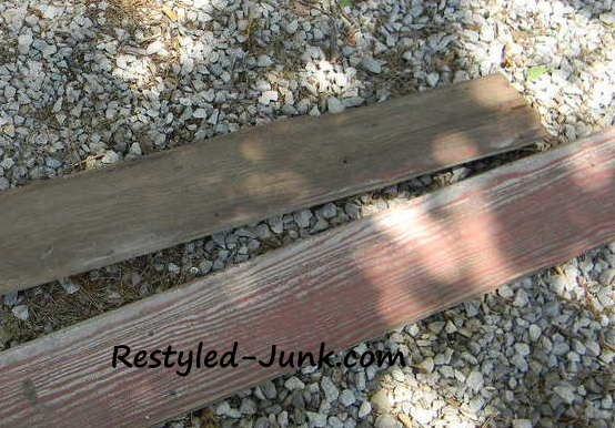 wood siding pumpkin