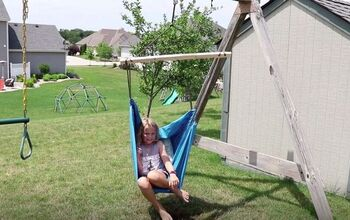 Create a Hanging Swing Chair for Hours of Family Fun