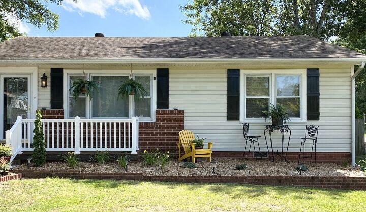 q design ideas for porch