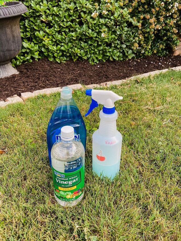 homemade outdoor window cleaner