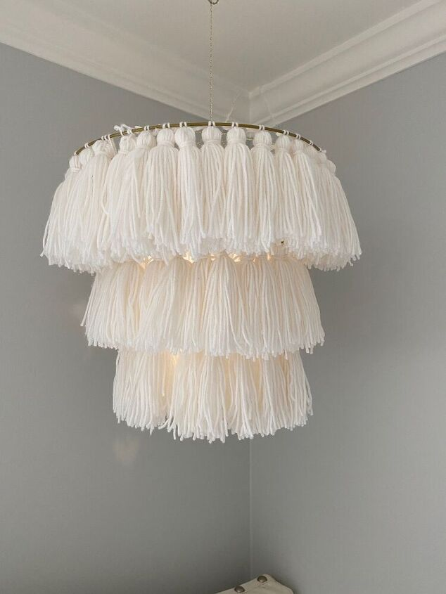 boho chandelier