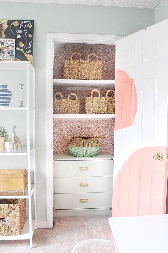 office closet makeover