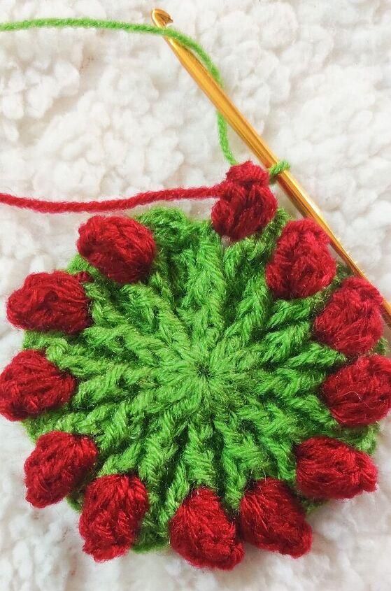 rosebud spring flower coaster
